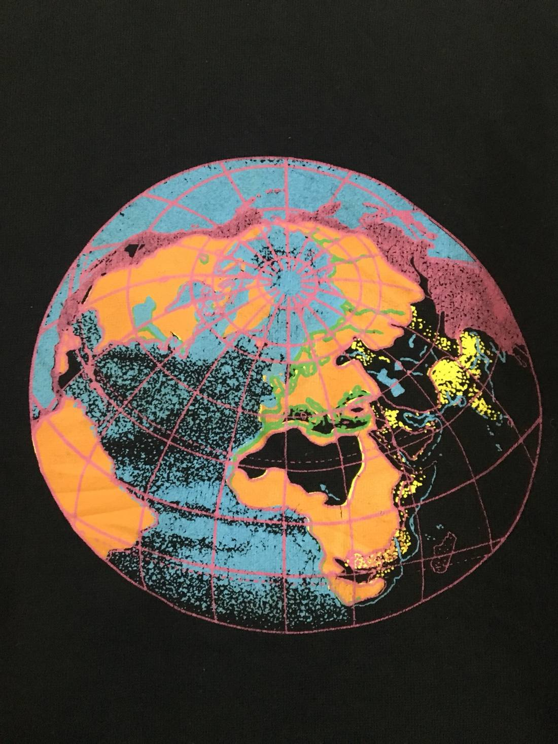 Dolce gabbana dolce gabbana black pullover sweatshirt world dolce gabbana dolce gabbana black pullover sweatshirt world map sicilia design gumiabroncs Image collections
