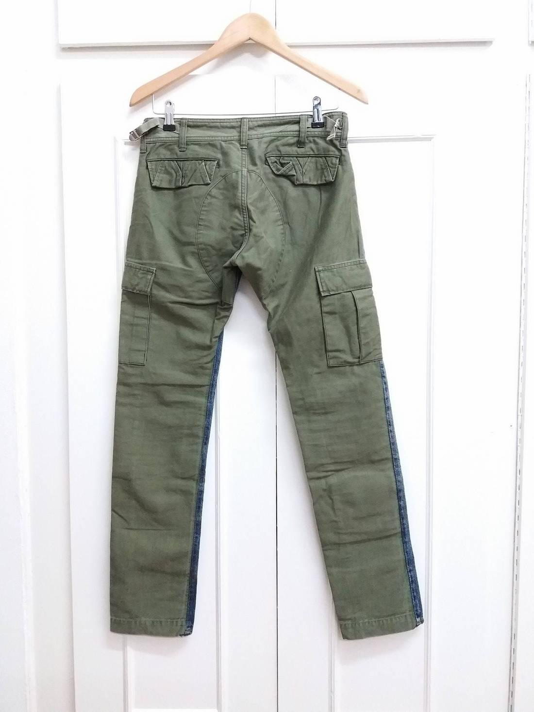 Undercover hybrid denim cargo pants size 1 size 29 denim for undercover hybrid denim cargo pants size 1 size us 29 2 malvernweather Image collections