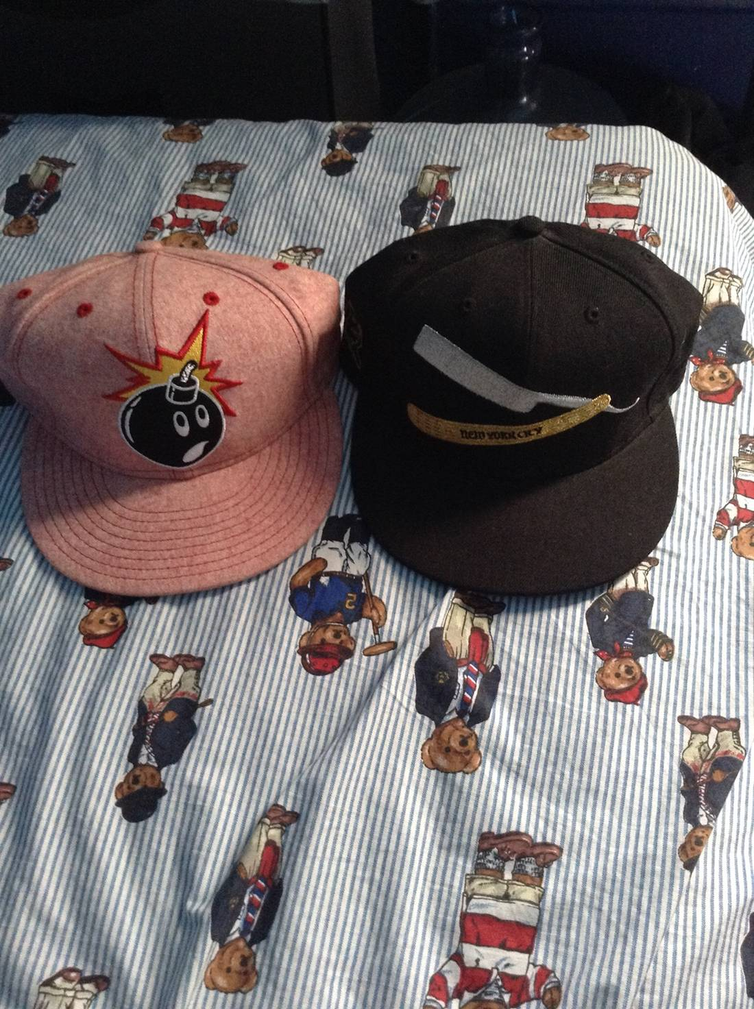 73a00ae7a98 ... x bxr hat size 7 1c3d3 11428  reduced the hundreds rare new era the  hundreds franks chop shop fitted hats sz 7 1