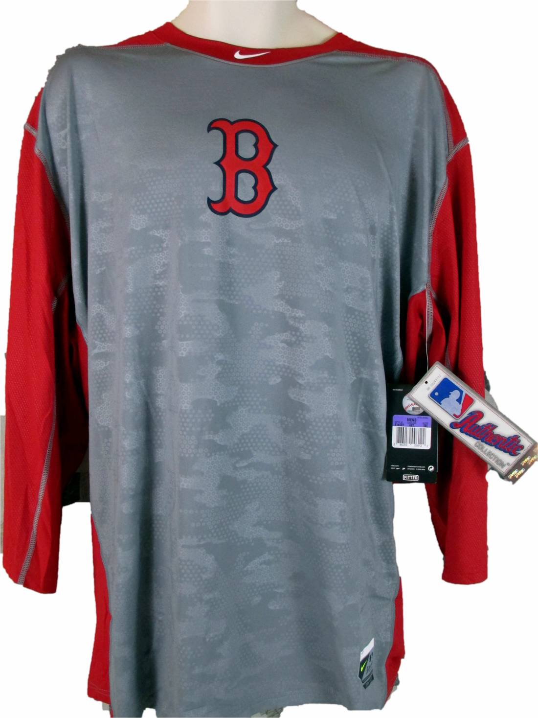 16a7d339 Nike Red Sox Tee Shirt - DREAMWORKS