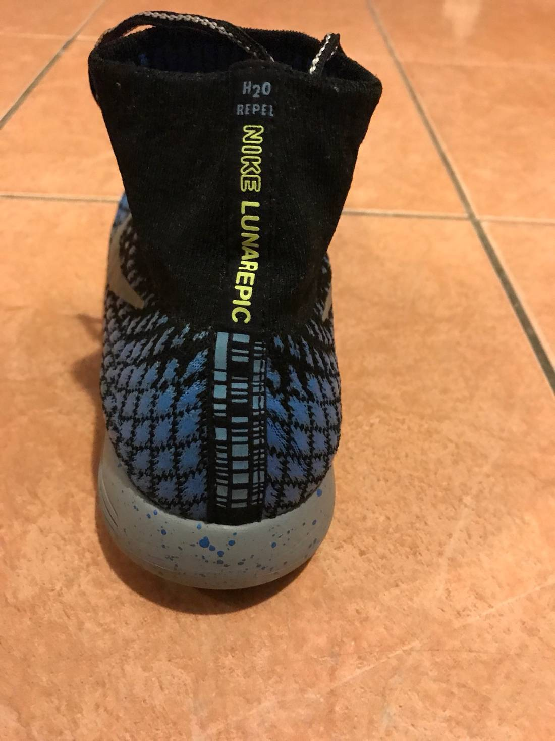 4f468d0bb38c discount sale 4c2e7 89e7c nike lunarepic flyknit shield h20 repel sz ...