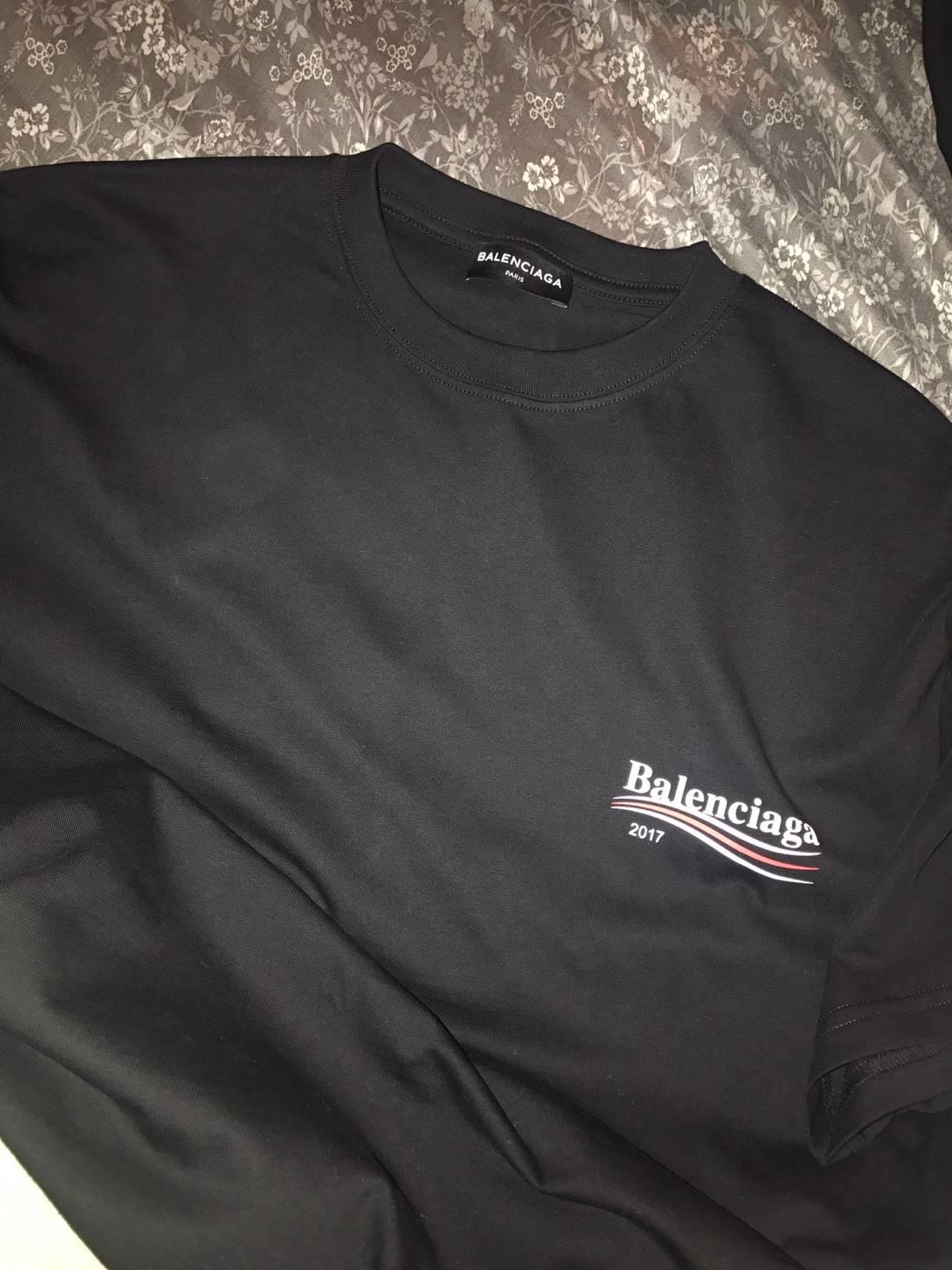 3509057ceb6e Balenciaga T Shirt Mens 2017