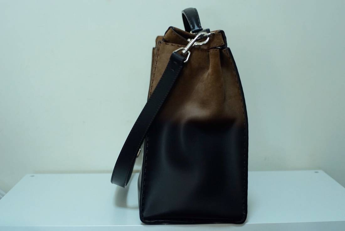 5830413edb20 ... new zealand fendi fendi peekaboo bag size one size 6 26072 b1f3a