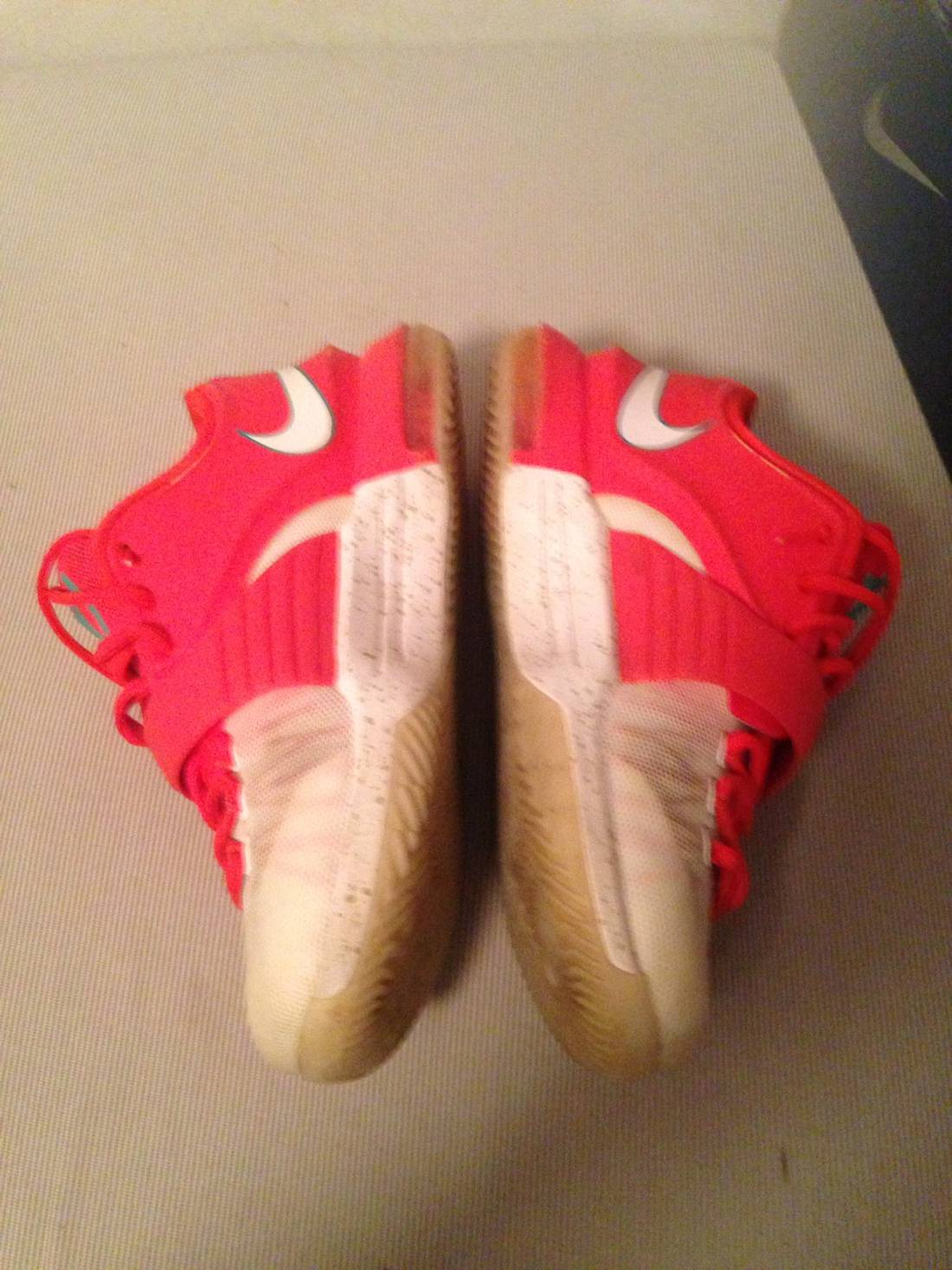 Nike Nike KD 7 Egg Nog/Christmas Size 8.5 - Low-Top Sneakers for ...