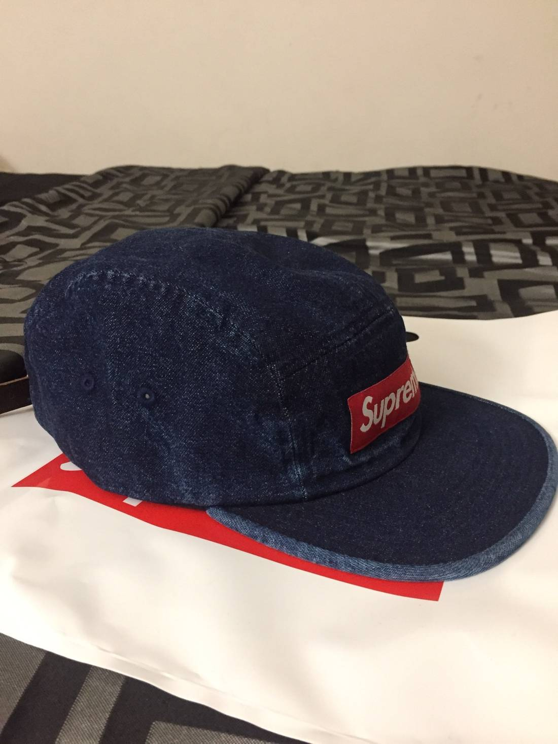 new arrival a3a51 0a593 supreme washed chino twill camp cap ss18 ... a413ec84e85