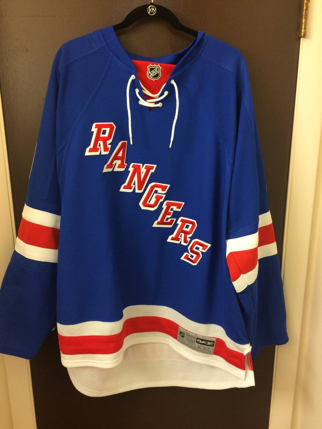... Reebok Reebok New York Rangers Jersey Size US XXL EU 58 5 . 233dbdde4