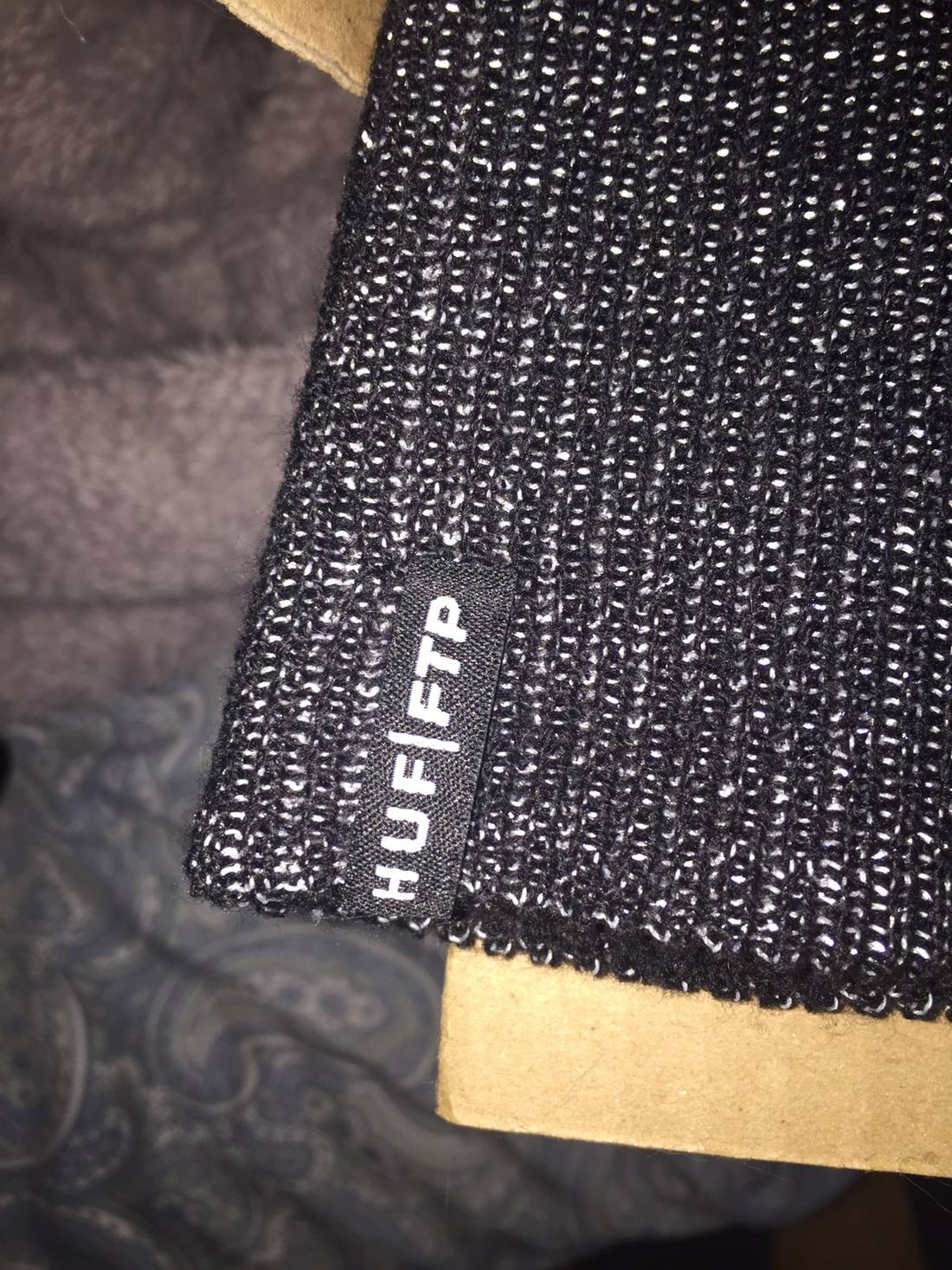 Huf FTP x HUF 3M REFLECTIVE SKI MASK Size one size - Hats for Sale ...