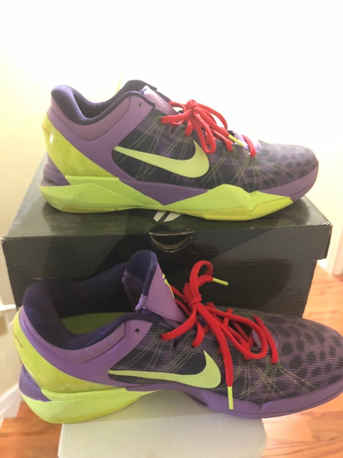 Nike Kobe 7 Christmas Size 11.5 - Hi-Top Sneakers for Sale - Grailed