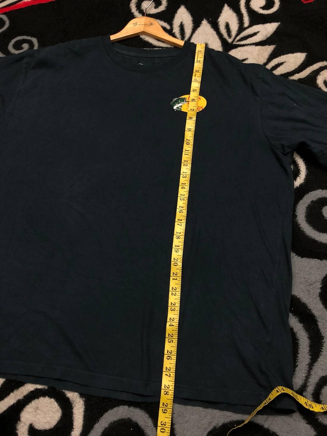 Bass Pro Shops Bass Pro Shops Shirt Free Shipping Size Xl Short