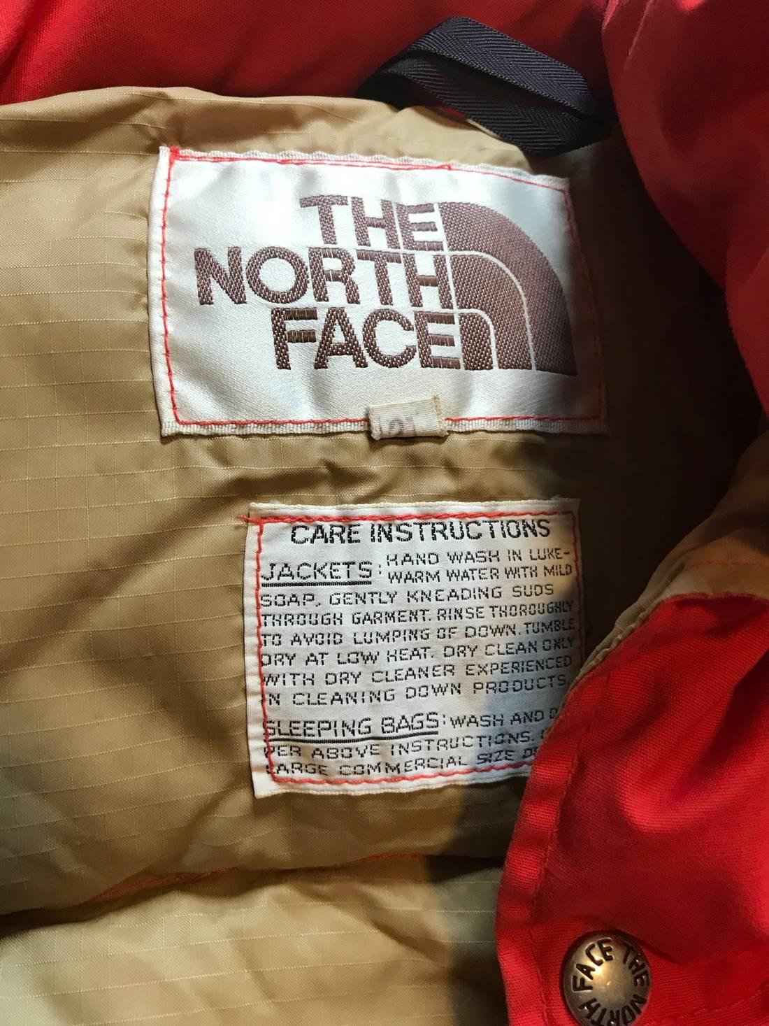 0d2baac5 ... australia the north face the north face orange vest size us l eu 52 54  120be