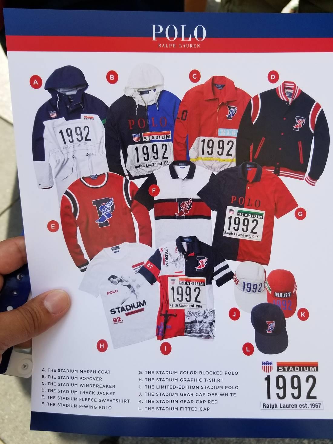 ... low price polo ralph lauren 1992 p wing stadium fleece sweatshirt red  small size us s f950bb17f40