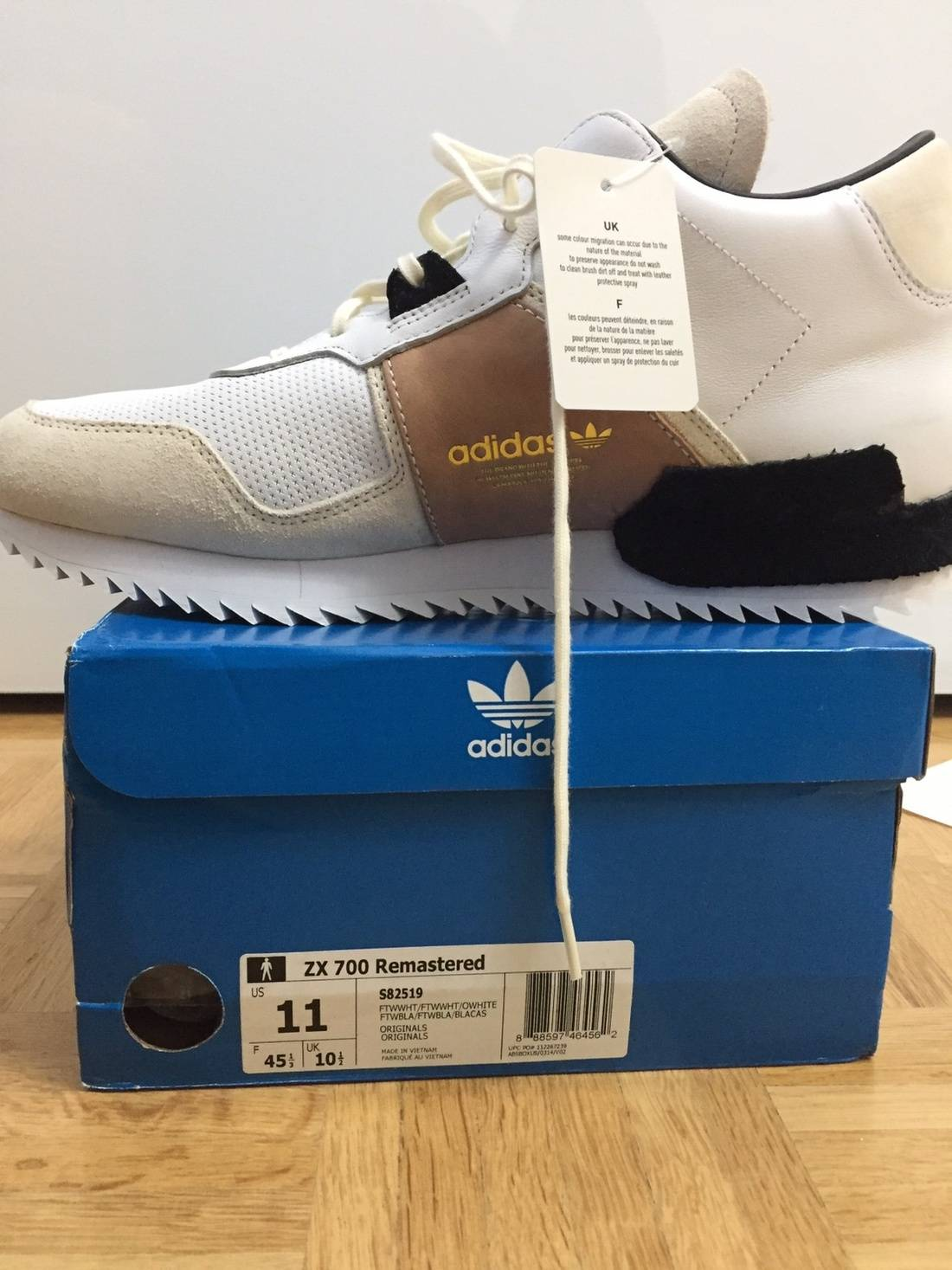 9c061c196c926 ... amazon adidas zx 700 remastered rick owens y3 inspired size us 11 eu  254ec 7bf40