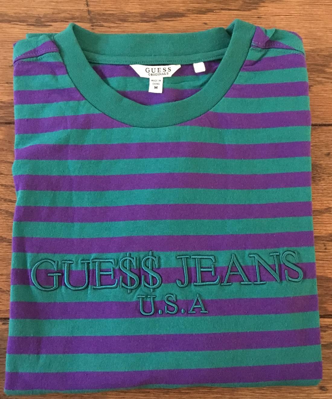 05c77ae337d0 Striped Shirts Guess