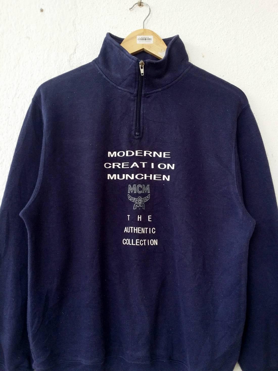 Cool Moderne Pullover Sammlung Von Mcm Mcm Modern Creation Munchen Vintage Spell