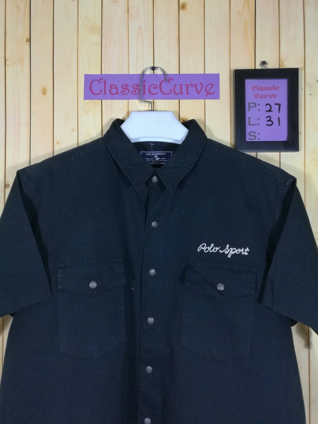 e05f0c2402cb9 Vintage Polo Sport Ralph Lauren Shirt