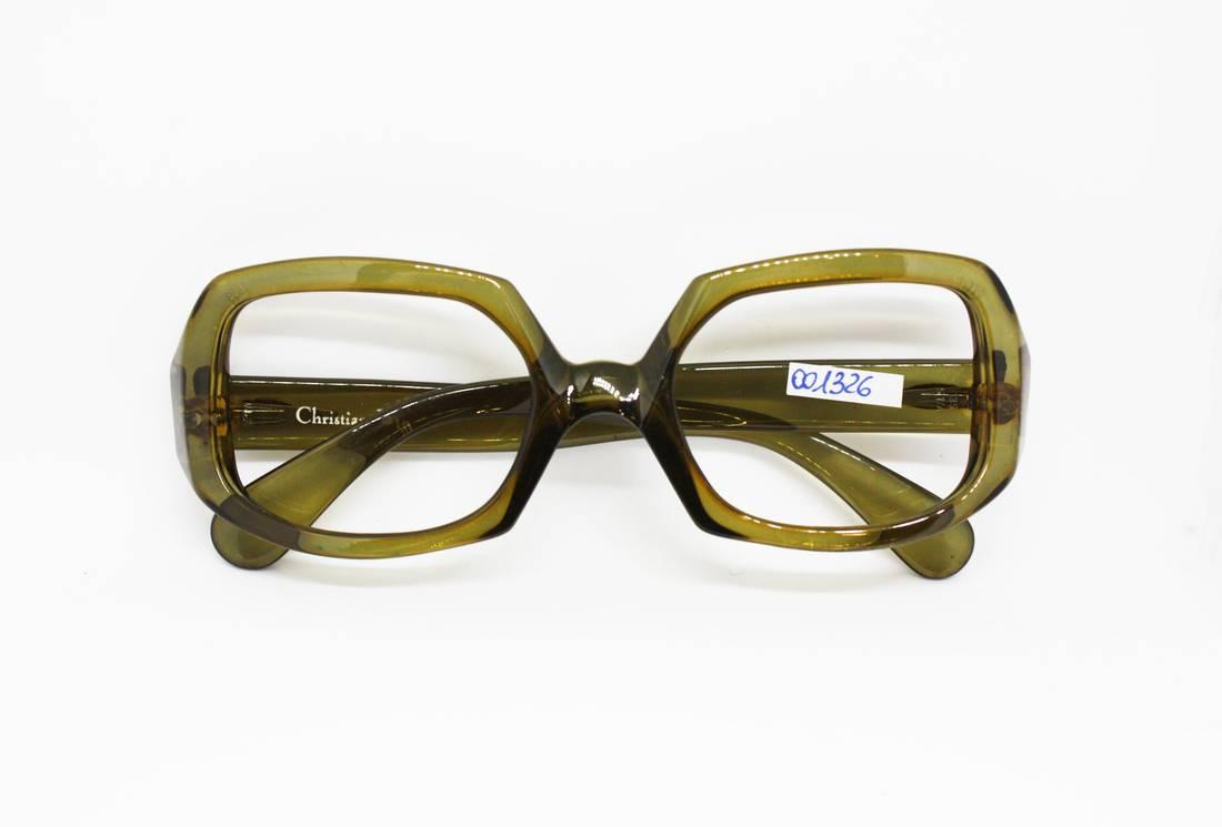Dior Christian Dior mod. 603 rare & unusual vintage eyeglasses ...