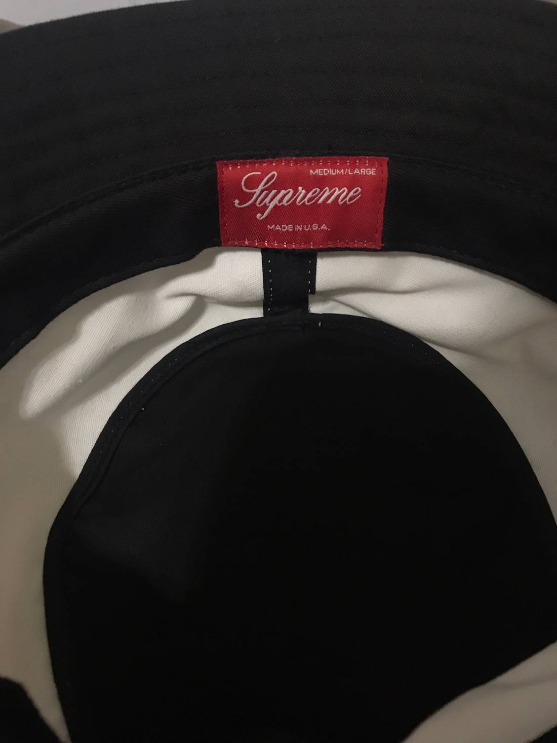 44036350ceed6 new product 9802a 813e8 supreme world famous ny bucket hat black ...