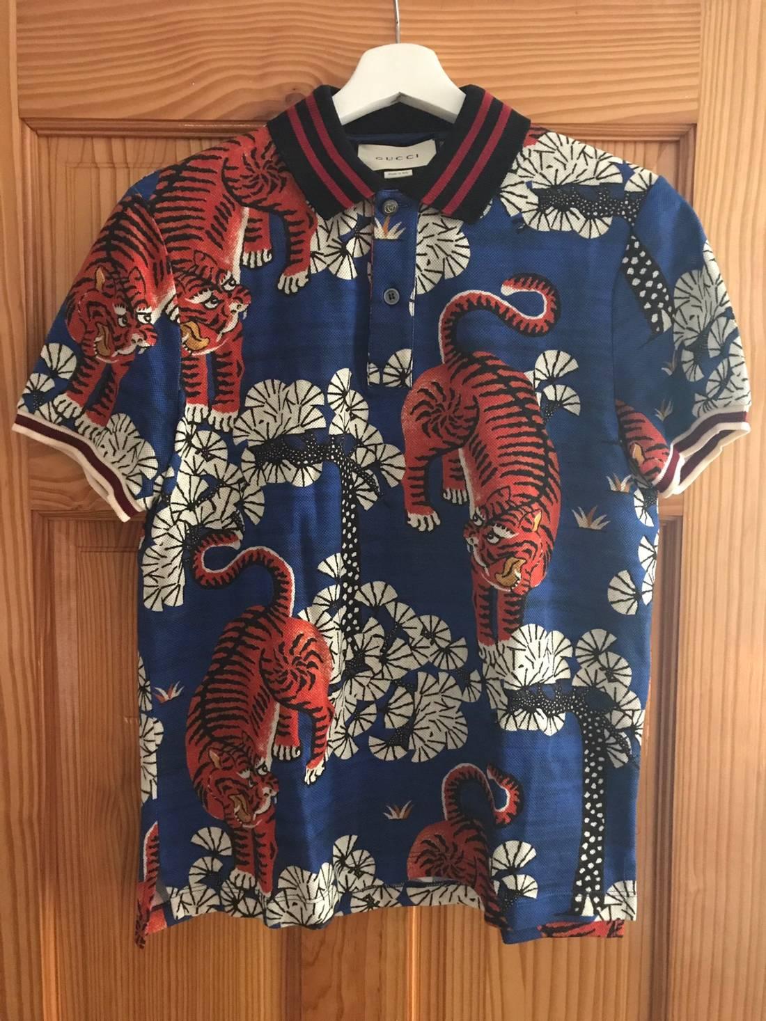 2e873e7b044 Gucci Polo T Shirt Uk
