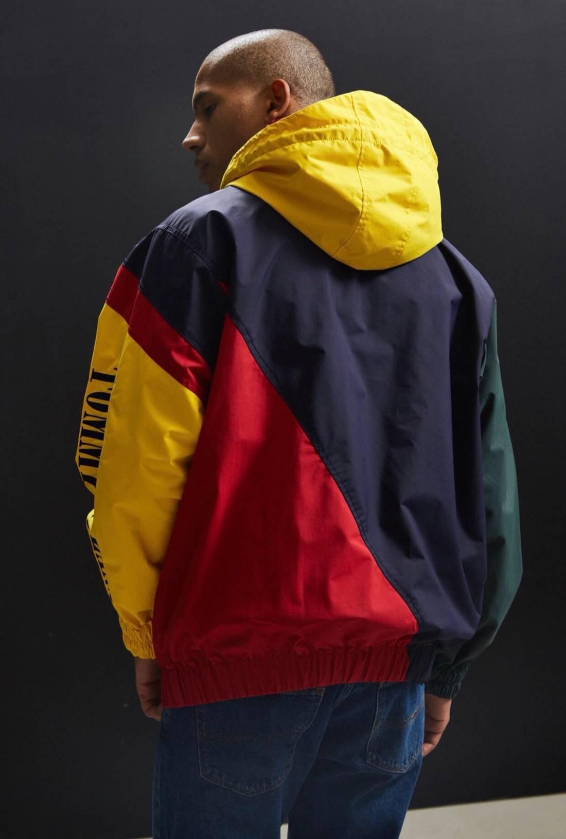 Tommy Hilfiger Nylon Sailing Jacket Sj22