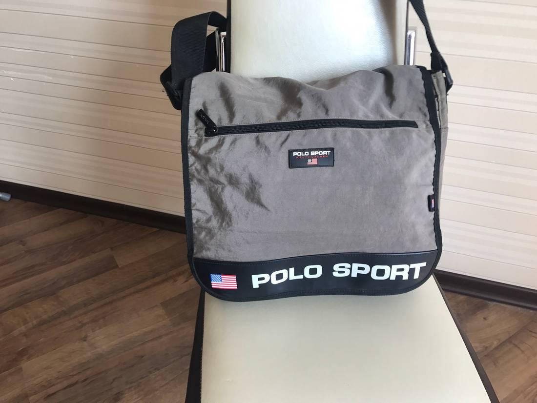 usa vintage ralph lauren polo sport bum bag 125e6 8a47e 5194510961457