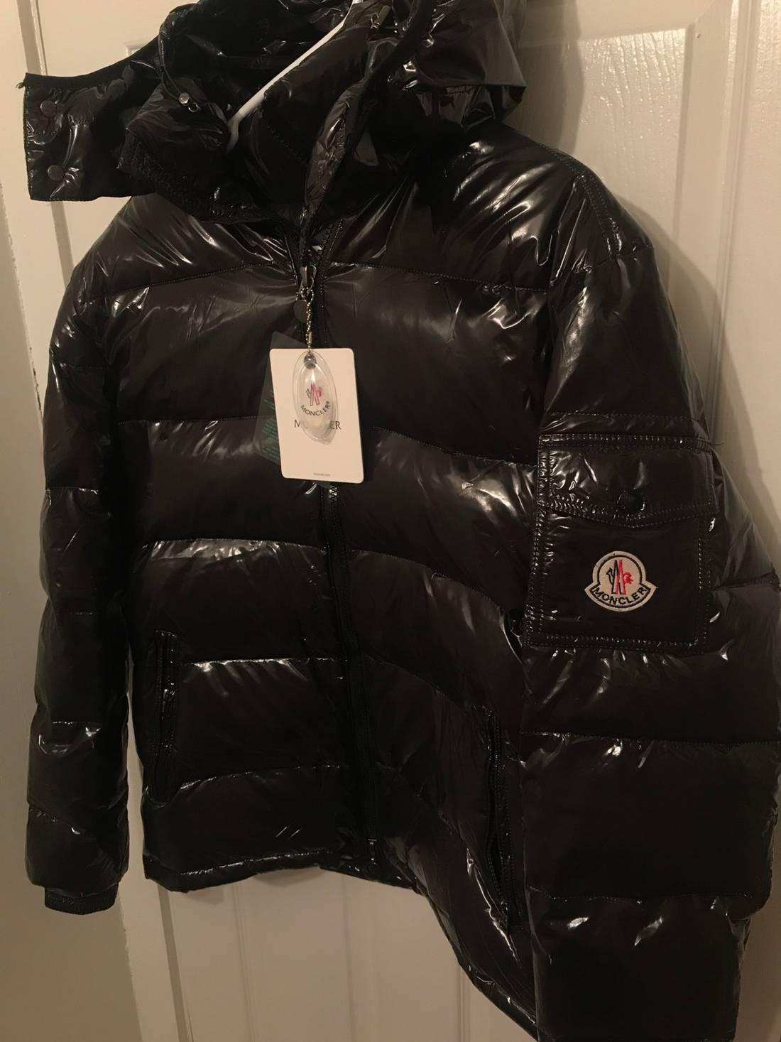 5eb72f630 greece moncler maya jacket black hole 559a6 9eed5