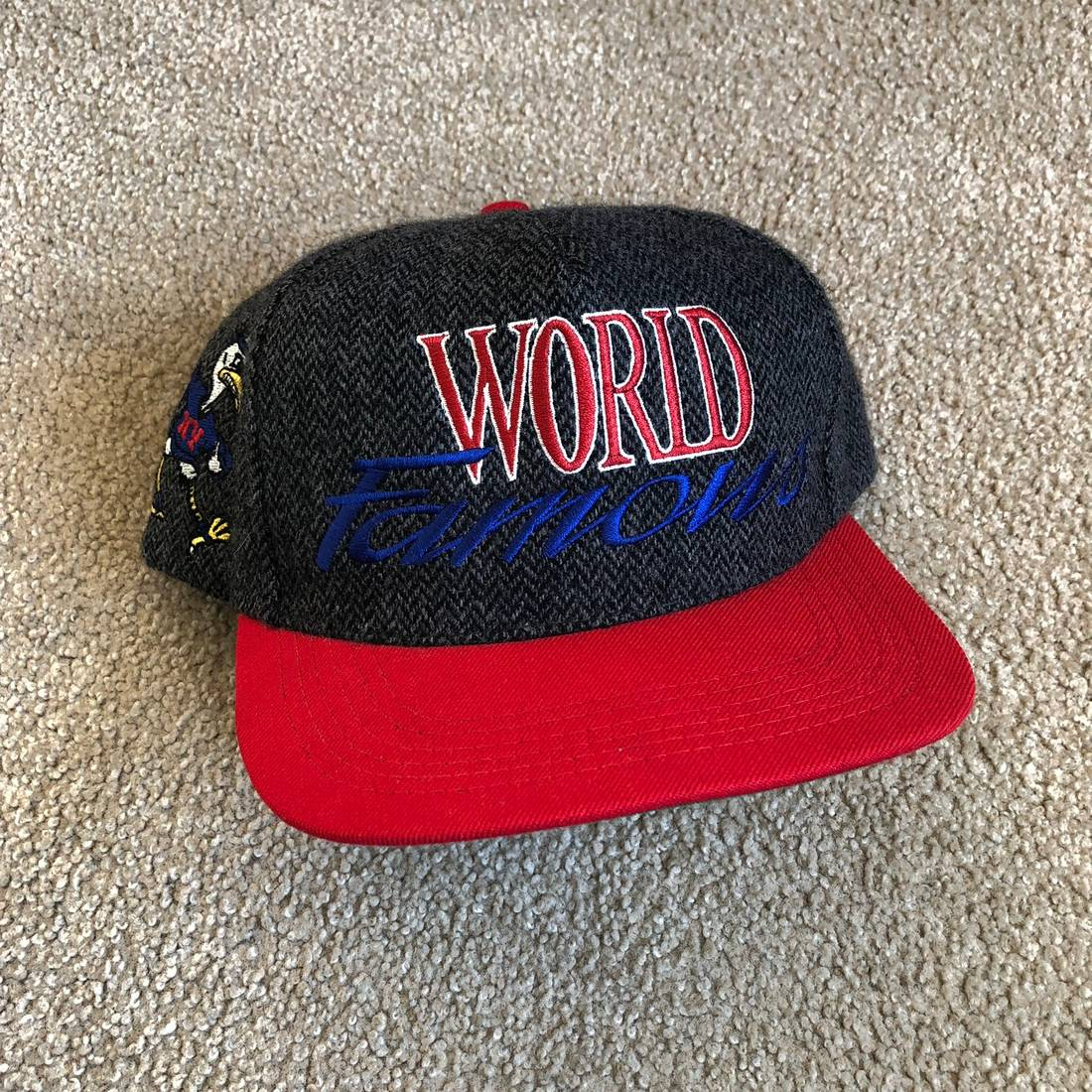 e91a00e31cf ... usa supreme world famous 2008 snapback hat 5 panel tyler the creator  size one size 1