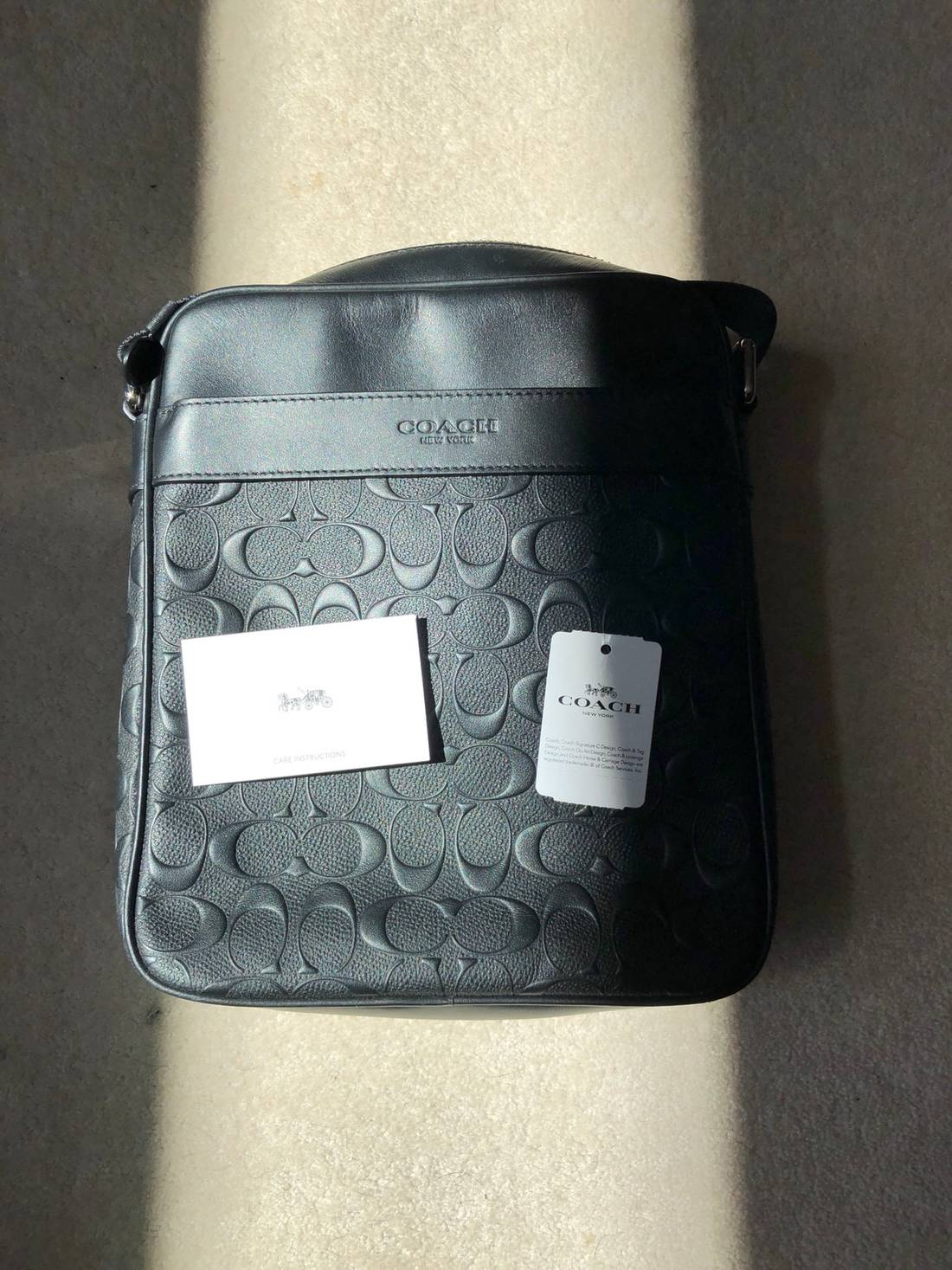 Coach Flight Bag Pristine Condition Size One Bags