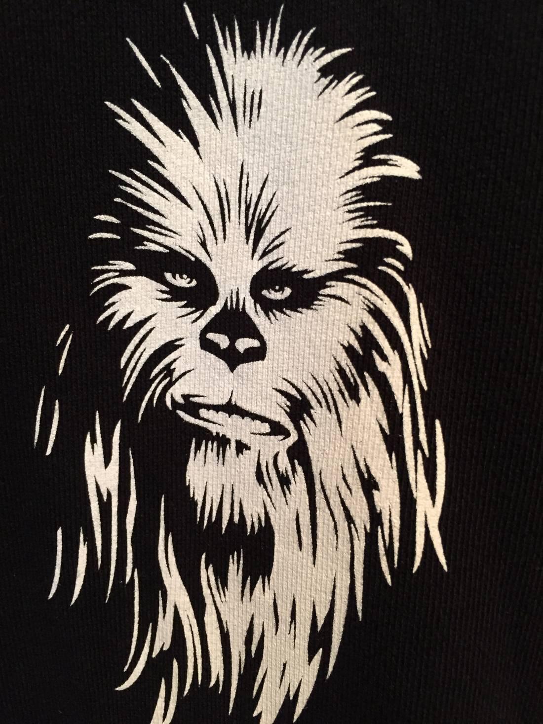 Uniqlo Star Wars Chewbacca Hoodie Size L Sweatshirts Hoodies - Hoodie will turn you into chewbacca from star wars