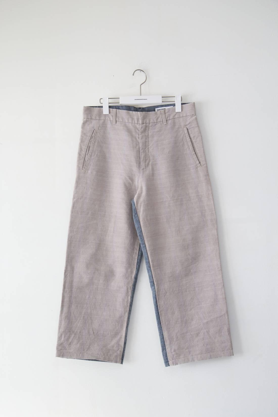 TROUSERS - Bermuda shorts Hussein Chalayan