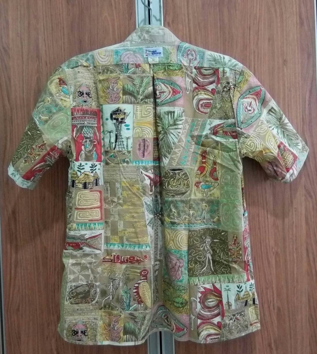 148f1331b Reverse Print Hawaiian Shirts – Rockwall Auction