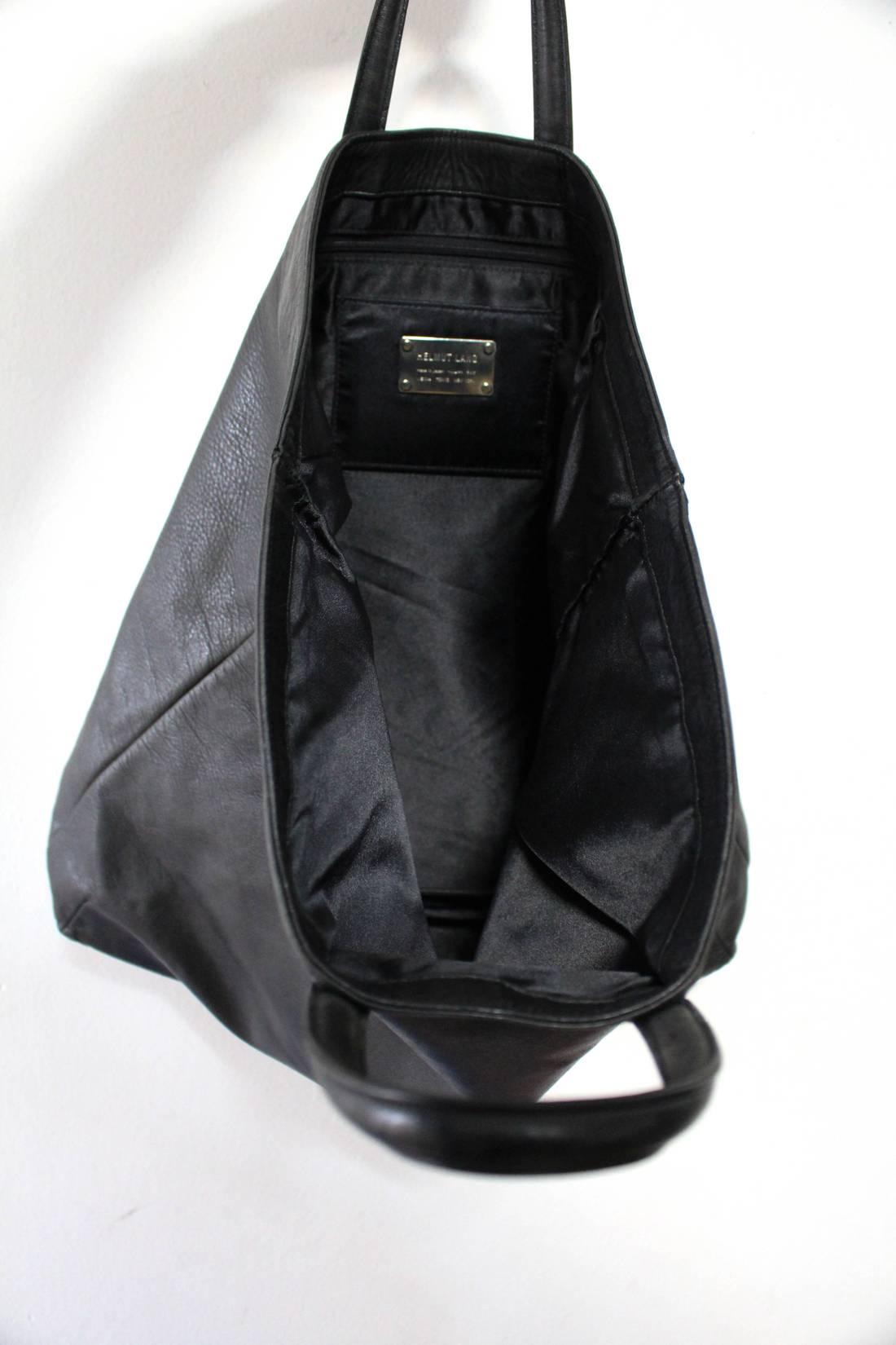 0a55f4ef0730 Helmut Lang Hobo Bag - VAST