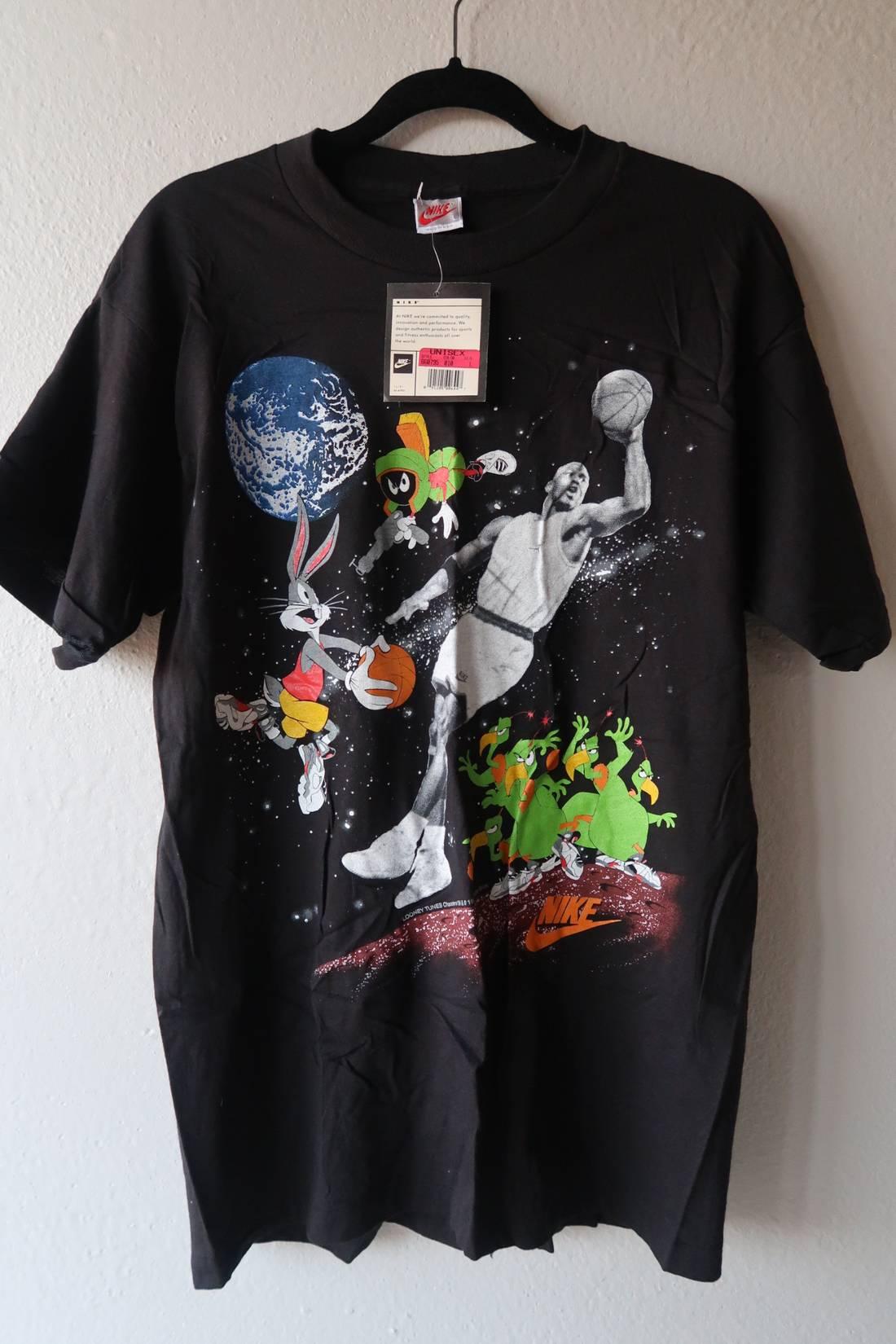 b07843120cda1f Space Jam 11 Shirts