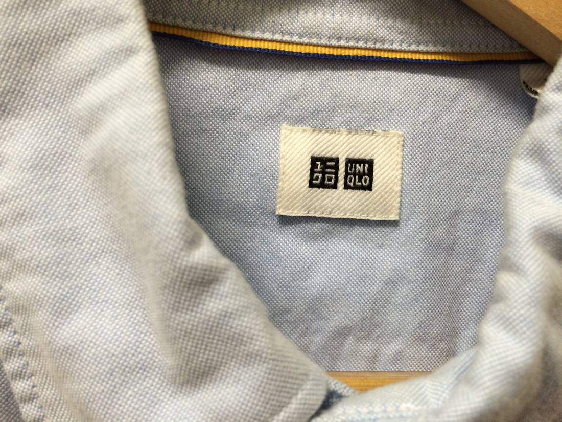 uniqlo ocbd size m for sale grailed