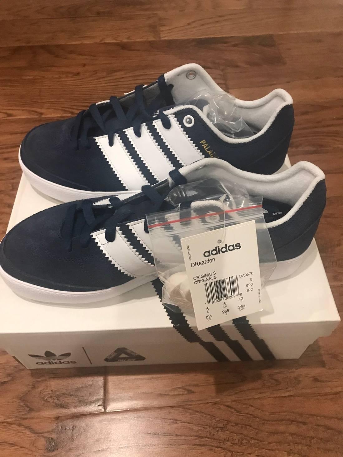 7b0455c2fded Adidas Adidas x Palace OReardon Navy SIZE 8.5 (Brand New) Size . ...