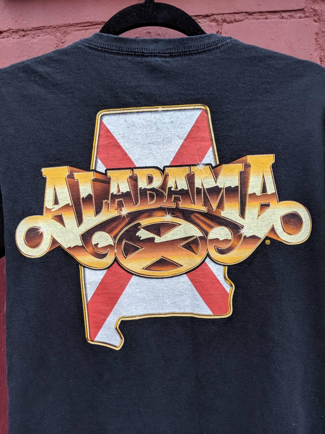 Retro Alabama Band T Shirts   Azərbaycan Dillər Universiteti