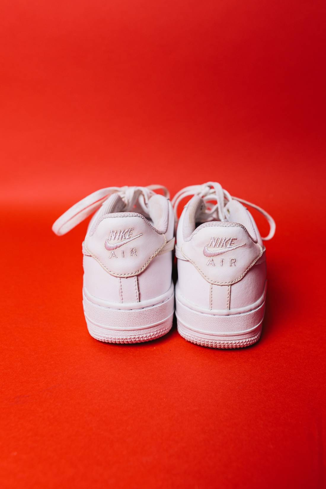 nike af1 air force 1 all white size 5 5 fazos size 5 5 low top