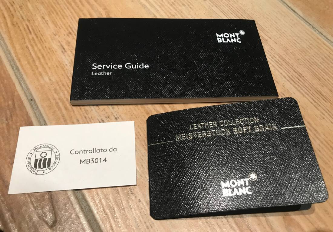 Montblanc Classic Card Holder Size one size - Wallets for Sale - Grailed