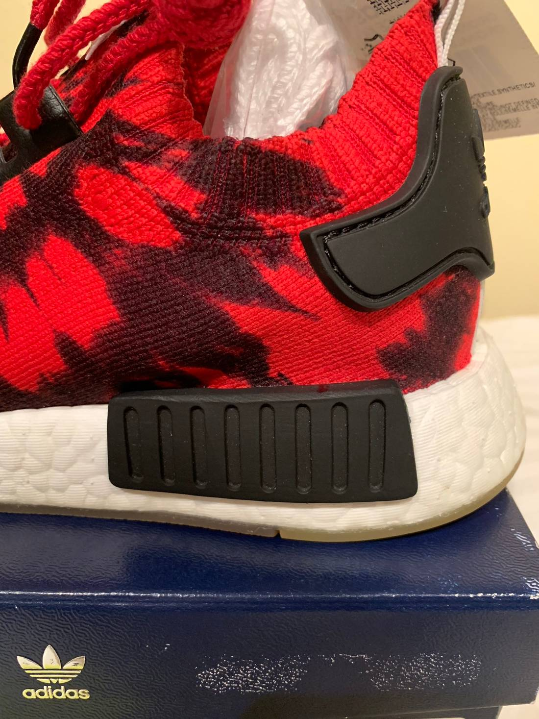 adidas nice kicks nmds size 7 low top sneakers for sale grailed
