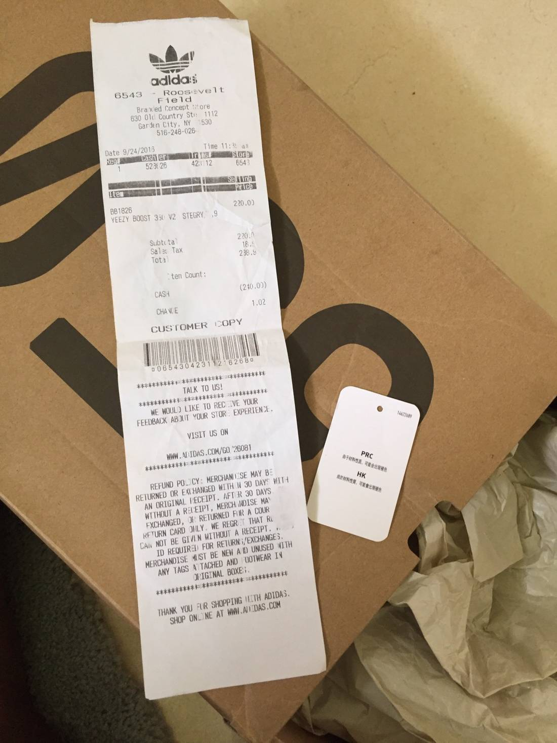 Adidas Yeezy Boost Beluga V2 Size 9 - Low-Top Sneakers for Sale ...