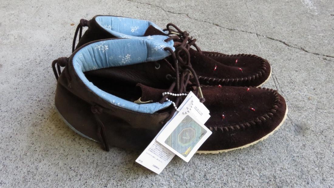 Visvim Fbt Barefoot