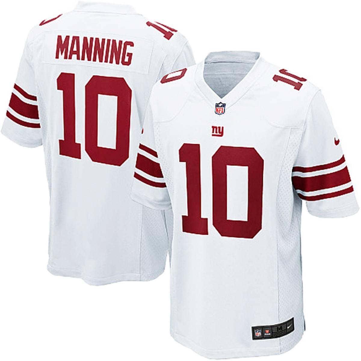Nike Nfl Ny Giants Eli Manning Jersey Size S $80