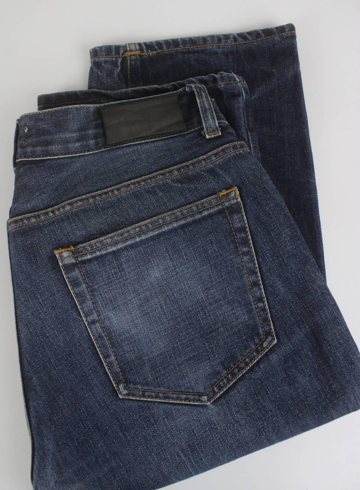 acne jeans mic