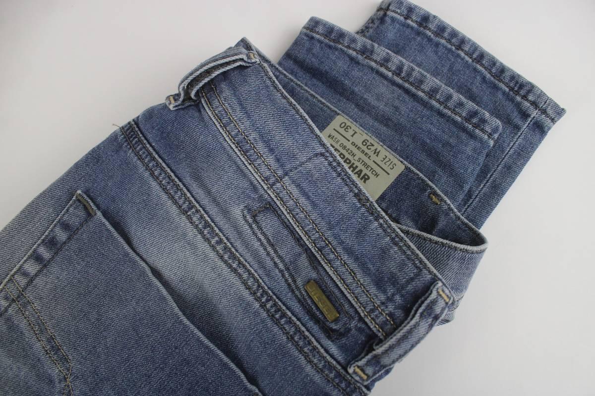 DIESEL TEPPHAR 084HQ W27 W36 L30 L32 Mens Denim Jeans Stretch Slim Fit Carrot