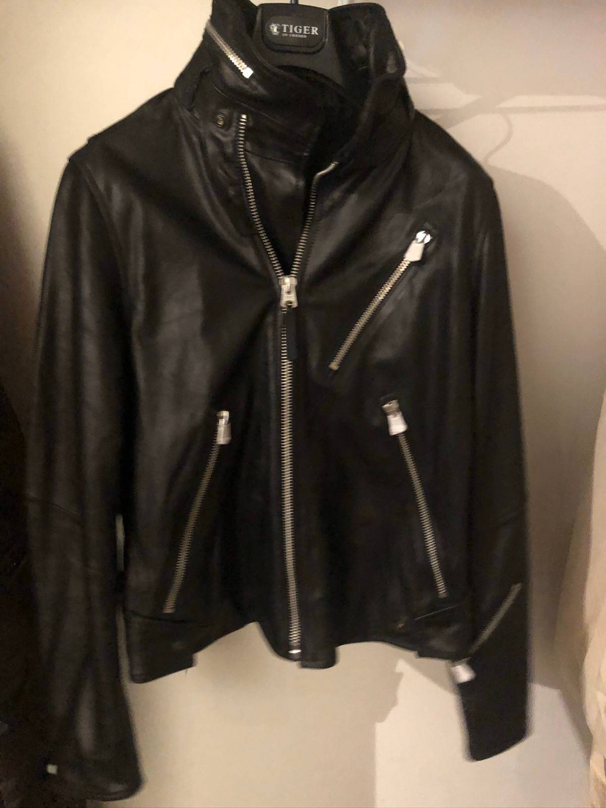 recognized brands huge inventory save off G Star Raw Empral 3d Leather Jacket New | Grailed