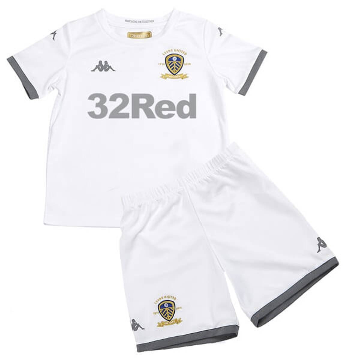 Soccer Jersey Leeds United Home Kids Soccer Football Kit 19 20 Grailed