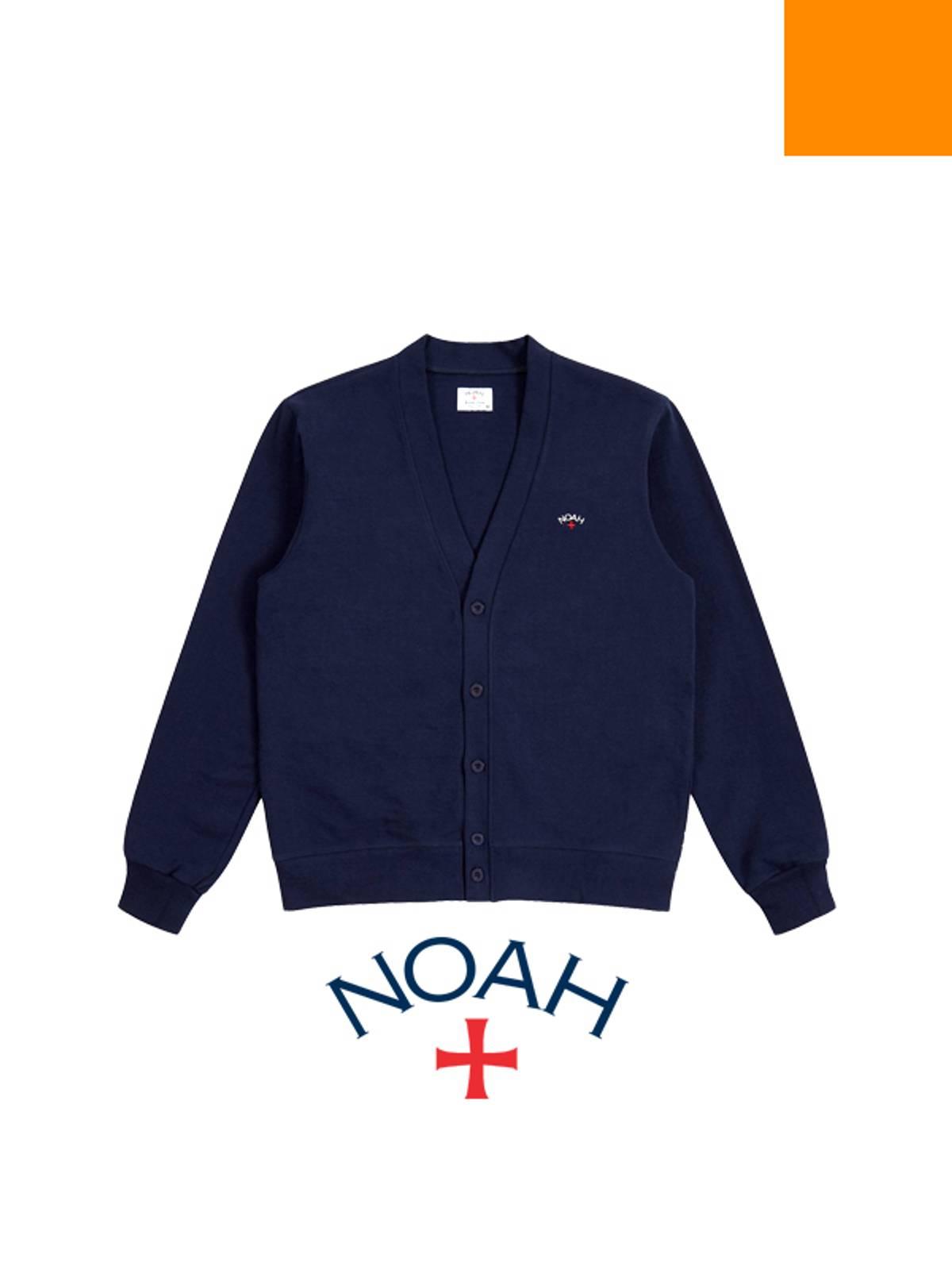 Noah Fw19 Rugby Cardigan | Grailed
