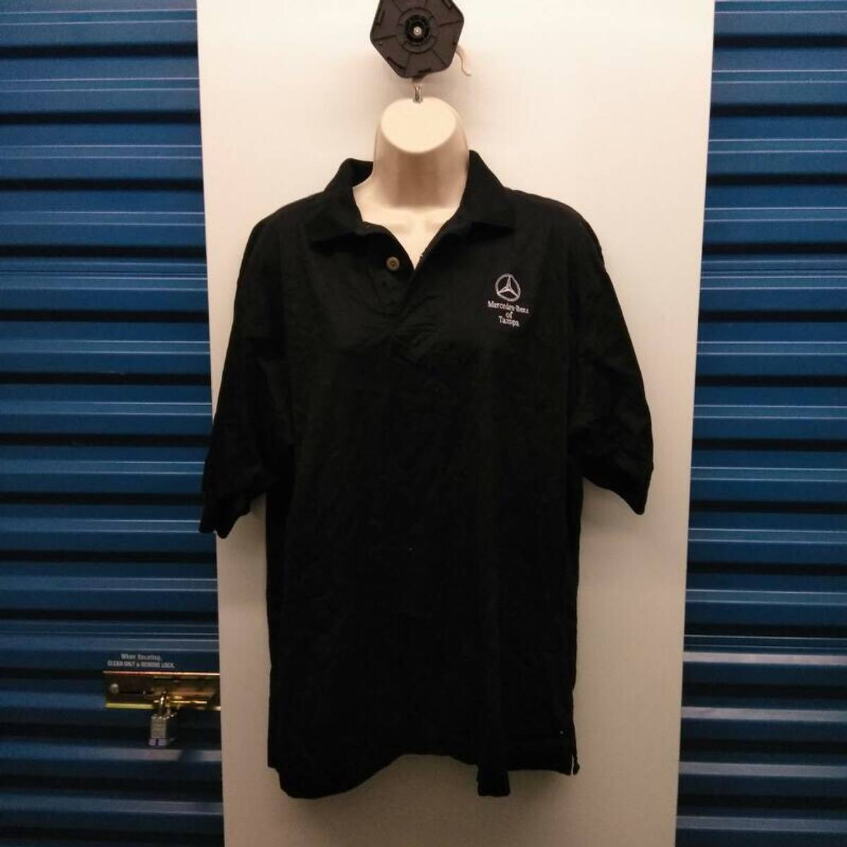Other Mercedes Benz Of Tampa Polo Style Shirt