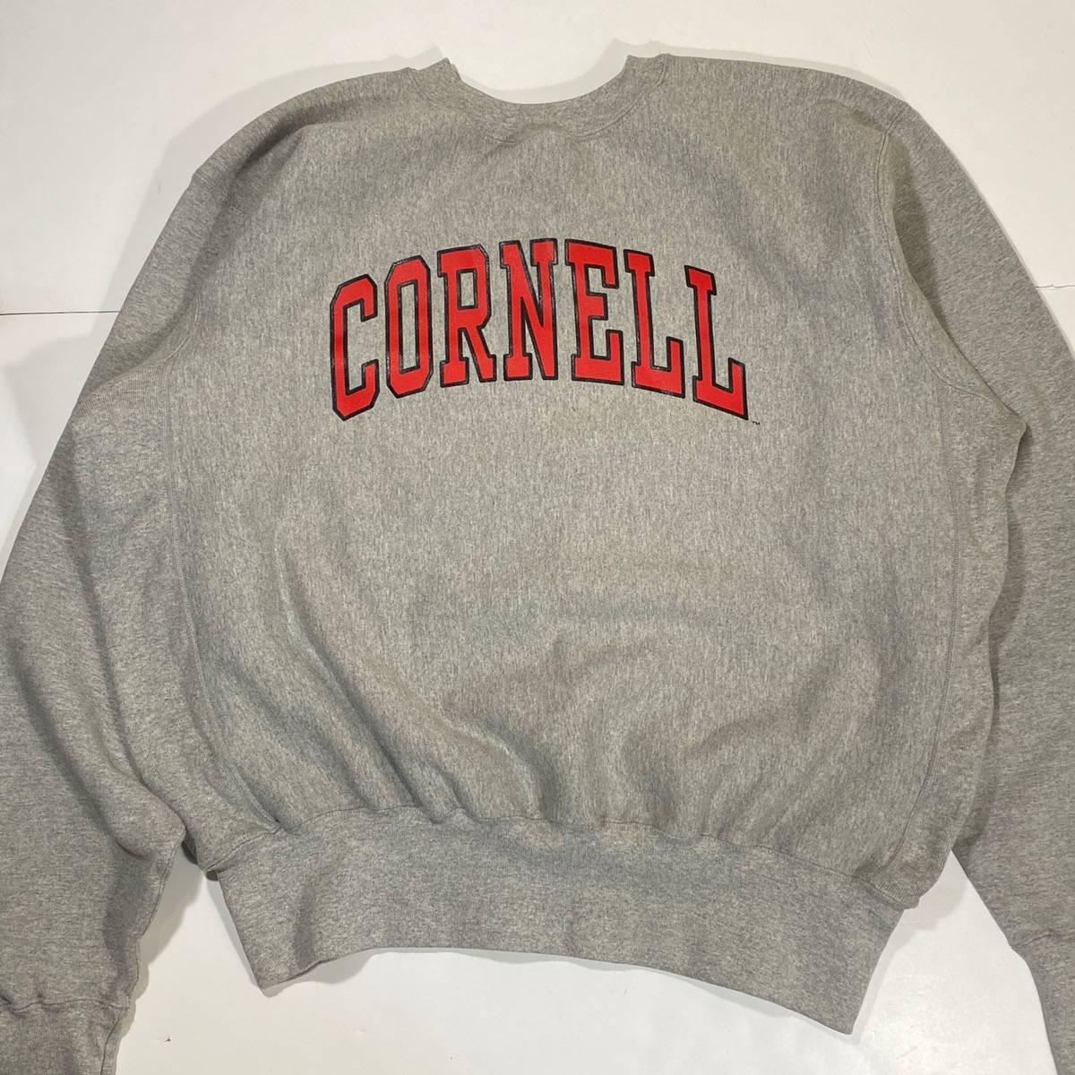 80s Cornell University Boxey Sweatshirt XL