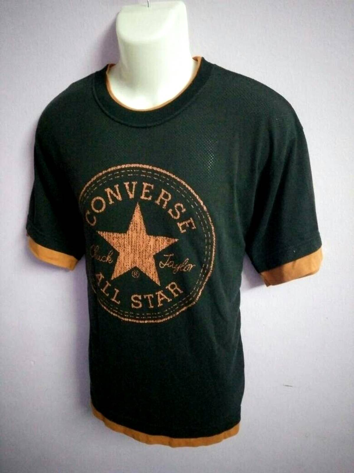 tee shirt converse all star