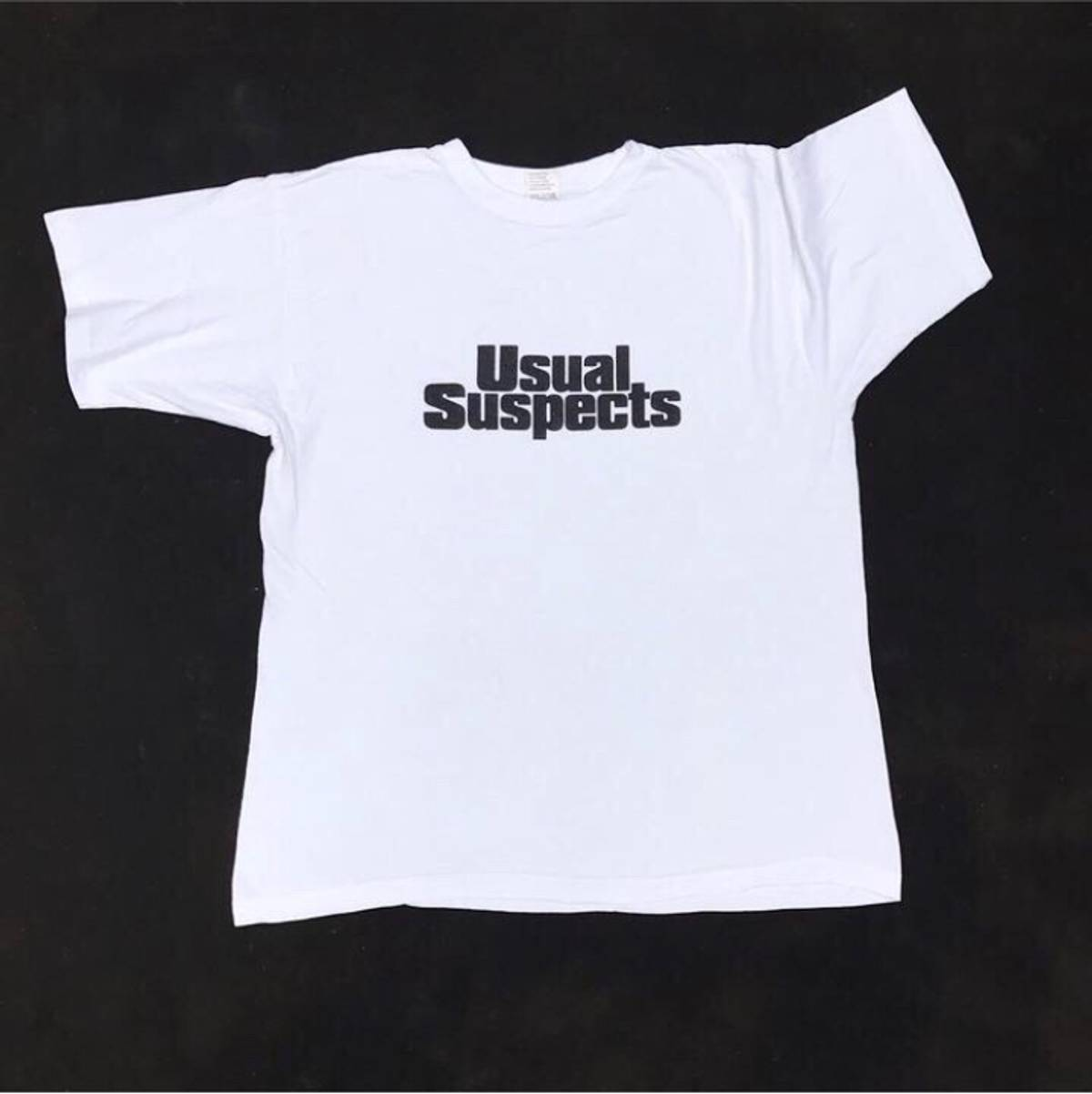 Vintage The Usual Suspects movie promo t shirt vintage movie